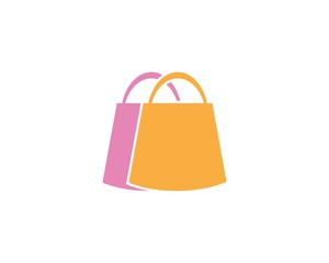 Bag shopping icon vector illustration