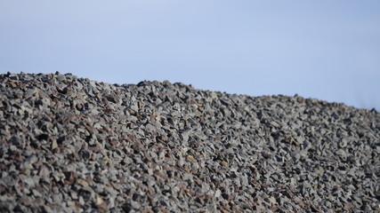Granit Splitt Baustoff