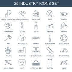 25 industry icons