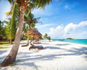 Aluminium Prints Beach Asian tropical beach paradise in Thailand