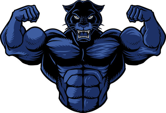 Strong panther 2