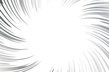 背景,漫画表現,効果線,集中線,スピード感,高速,無料素材,商用,アニメーション,メッセージ,爆発,
