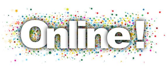 online label