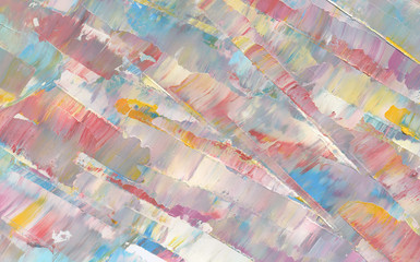 Colorful abstract painting background. Texture oil paint. High detail. Can be used for web design, art print, textured fonts, figures, shapes, etc.