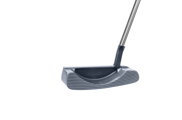 Small golf stick isolated