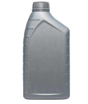 canister with machine oil