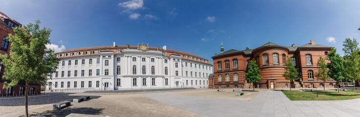 Innenhof Universität Greifswald
