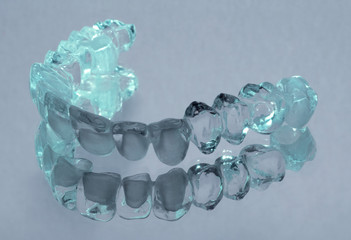 Dental technician work - teeth