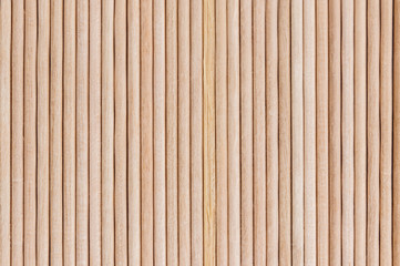 Wooden Toothpicks Close Up Background for backgrounds or textures