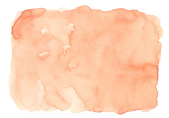 Red pink  abstract watercolor background for textures backgrounds and web banners design