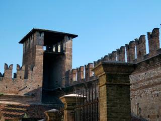 Castelvecchio, castillo de Verona.
