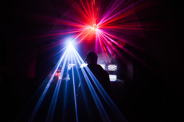 Partypicture, Laser
