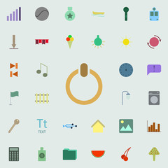 inclusion mark icon. color web icons universal set for web and mobile