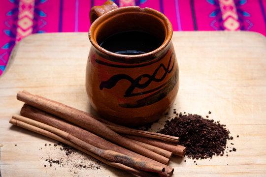 Mexican Coffee (Café de Olla)