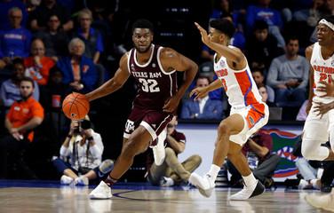 NCAA Basketball: Texas A&M at Florida