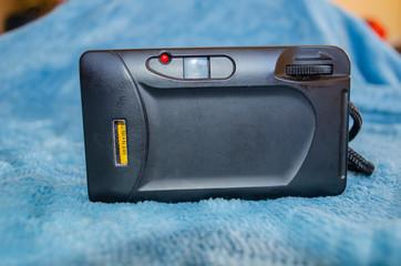 Back Of Analogue Camera