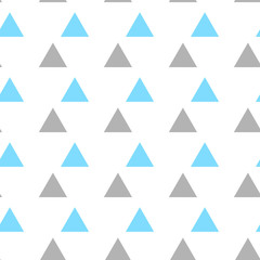 Triangle seamless pattern Abstract vector geometric background.Print for interior design and fabric