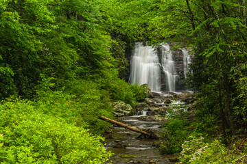 Meigs Falls, Great Smoky Mountains National Park, Tennessee, United States
