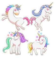 unicorn bundle vector