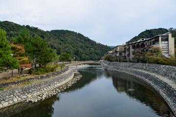 日本 川 源流