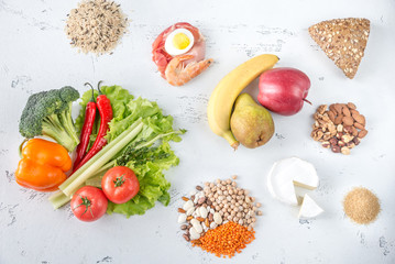 Food for planetary health diet