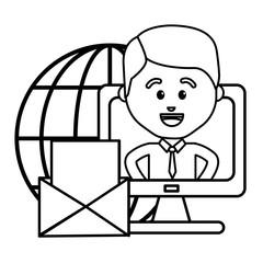 Isolated web hosting design