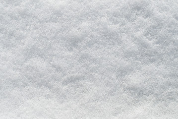 clear fresh snow texture. Winter background