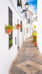 Old town of Frigiliana, Spain