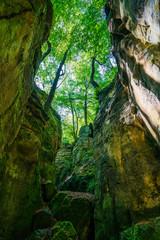 Teufelsschlucht, Eifel