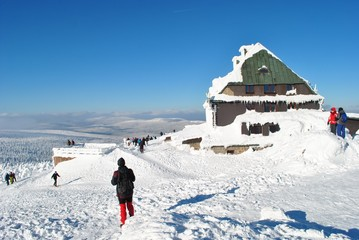 Schronisko górskie na Szrenicy, Karkonosze