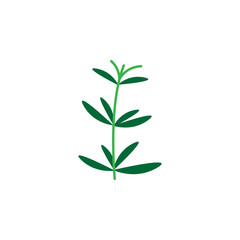 Herb icon. Element of herb icon for mobile concept and web apps. Detailed Herb icon can be used for web and mobile
