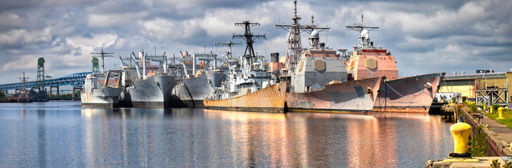 Mothball Fleet 6