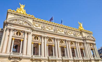 Opera Garnier, Paris, France