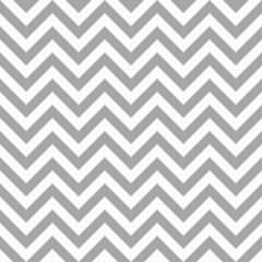 Modèle sans couture rétro Chevron gris