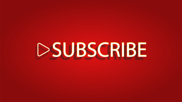Subscribe banner