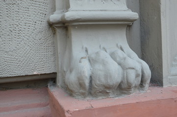 fountain in Lviv