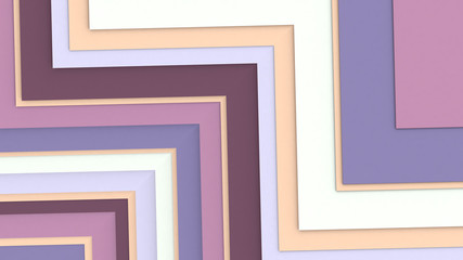 Background Unusual modern material design. Abstract Illustration.