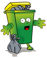 recycle bin for the planet