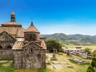 Foto auf Acrylglas Denkmal Medieval Armenian monastery Haghpat, 10 century. Armenia