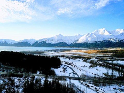 Views around Alaska