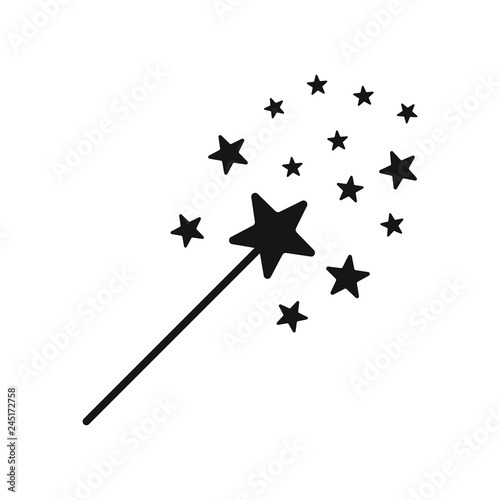 free vector magic wand