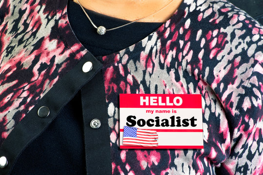 My Name is Socialist.