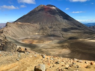 Tongariro Crossing, Neuseeland
