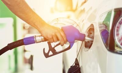 Automobile benzine business car closeup day economy