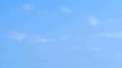 青空 雲 ワイド