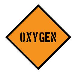 oxygen sign