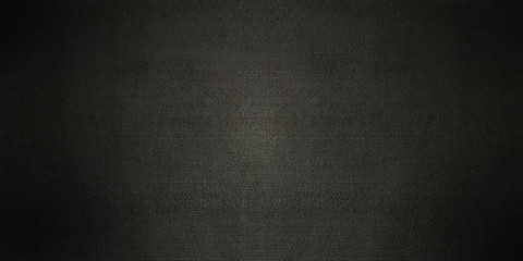 Black Wall Granular Texture board. Photo image