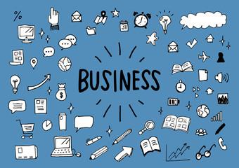 ビジネスのイラスト