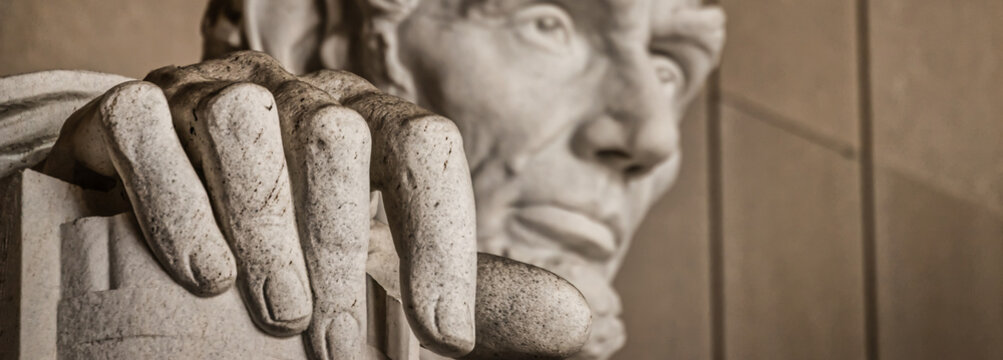The Hand of Abe (Banner)