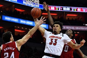 NCAA Basketball: N.C. State at Louisville